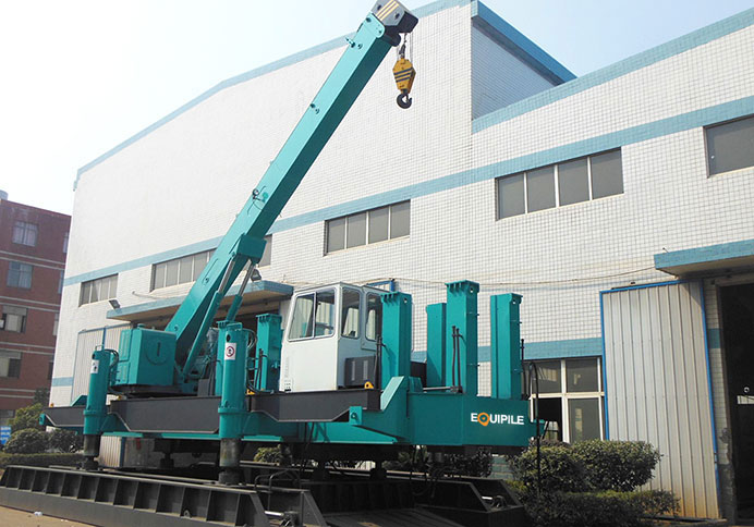 Hydraulic Static Pile Driver – equipile