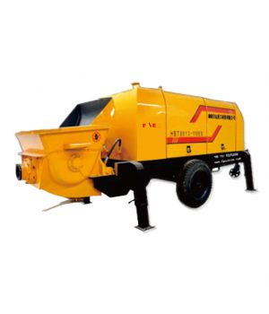 motor-Trailer--mounted-concrete-pumps