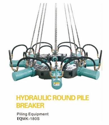 hydraulic pile breaker 1