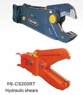 hydraulic shears